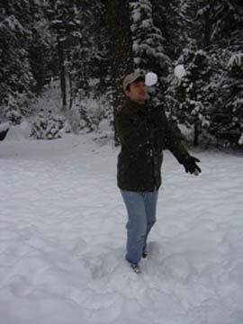 Snow Juggle