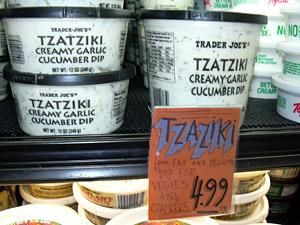 Tzaziki